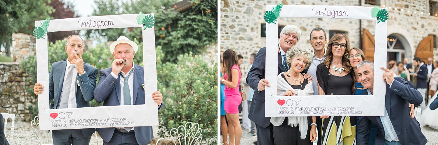 italiy wedding in castello di buttrio
